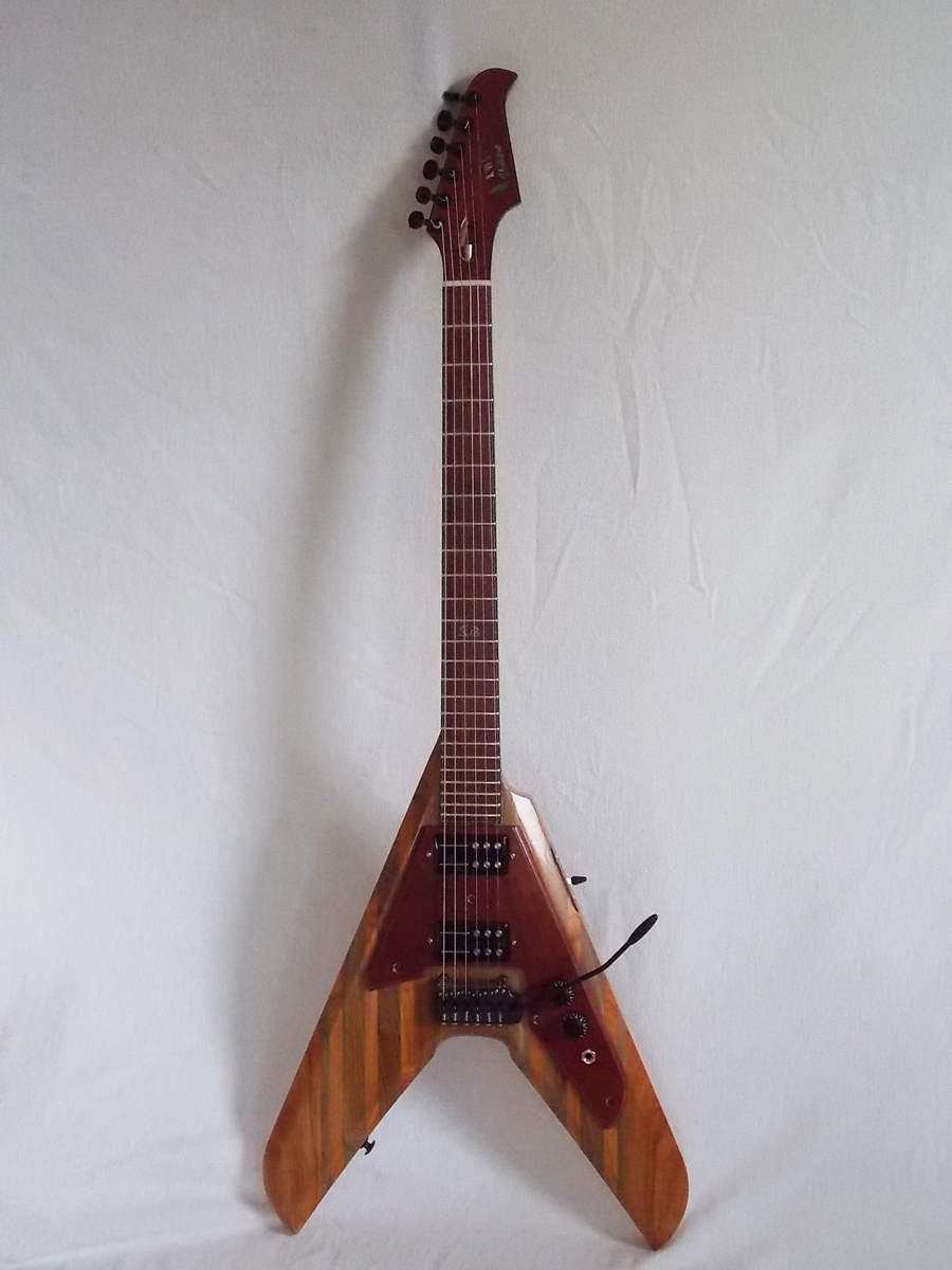 Maxwell Guitars Handcrafted By Radicals In The Republic Of Cascadia How To Make A Circuit Board Guitar Pick
