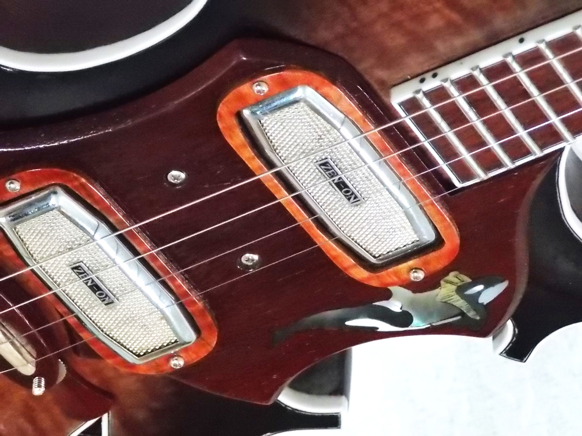 Maxwell Guitars - Handcrafted by Radicals in the Republic of Cascadia